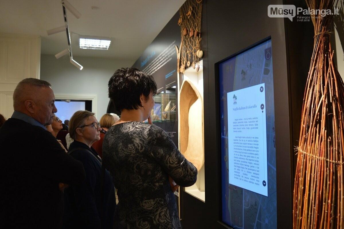 Palangos kurorto muziejus pakvietė į įspūdingą kelionę praeities labirintais, nuotrauka-16