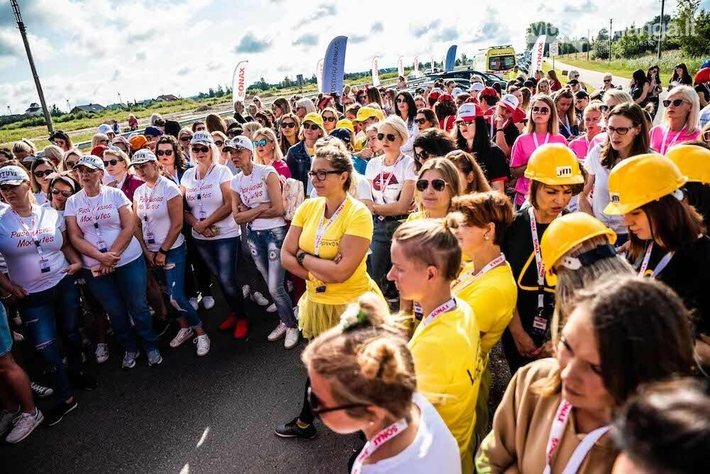 """""""108 km Moterų iššūkis"""" žada nustebinti ir visko mačiusias dalyves, nuotrauka-1, Organizatorių nuotr."""