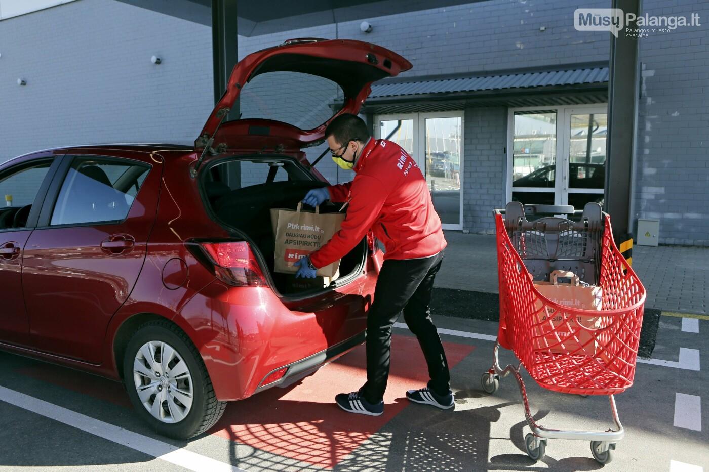 """""""Rimi.lt"""" pristato naują prekių atsiėmimo būdą – pradeda veikti """"Rimi Drive"""" , nuotrauka-3"""
