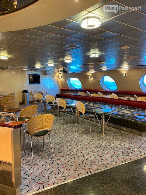 Lietuva turi naują laivą: pasižvalgykite, kaip jis atrodo viduje, nuotrauka-5