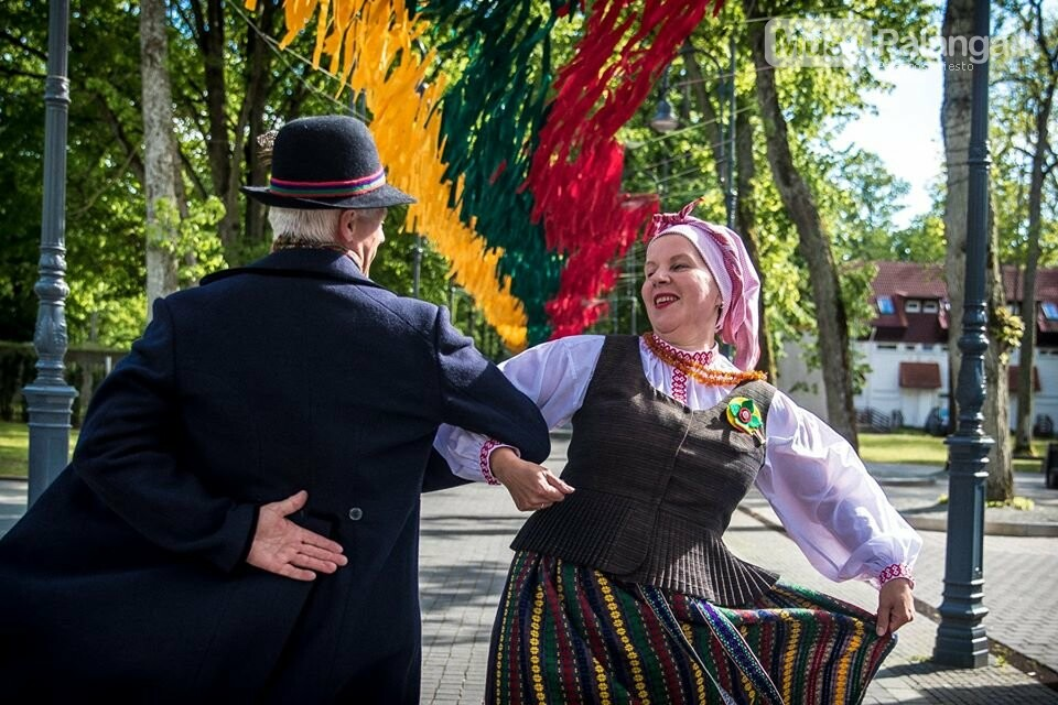 """Palangos miesto savivaldybė prisijungė prie visuotinės akcijos """"Ačiū Lietuva"""", nuotrauka-9, Nuotraukos: Aldas / F360.LT"""
