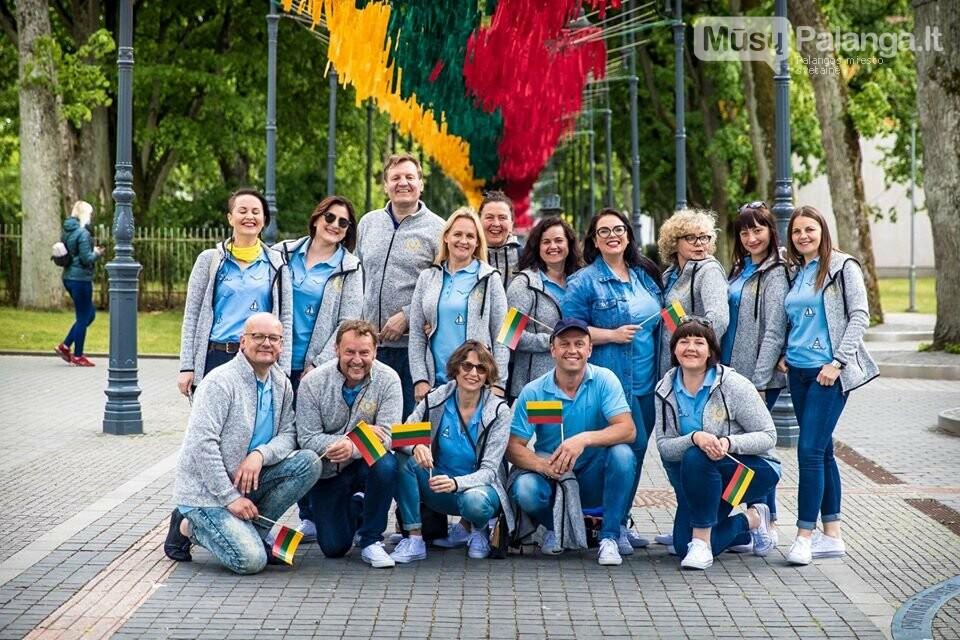 """Palangos miesto savivaldybė prisijungė prie visuotinės akcijos """"Ačiū Lietuva"""", nuotrauka-16, Nuotraukos: Aldas / F360.LT"""