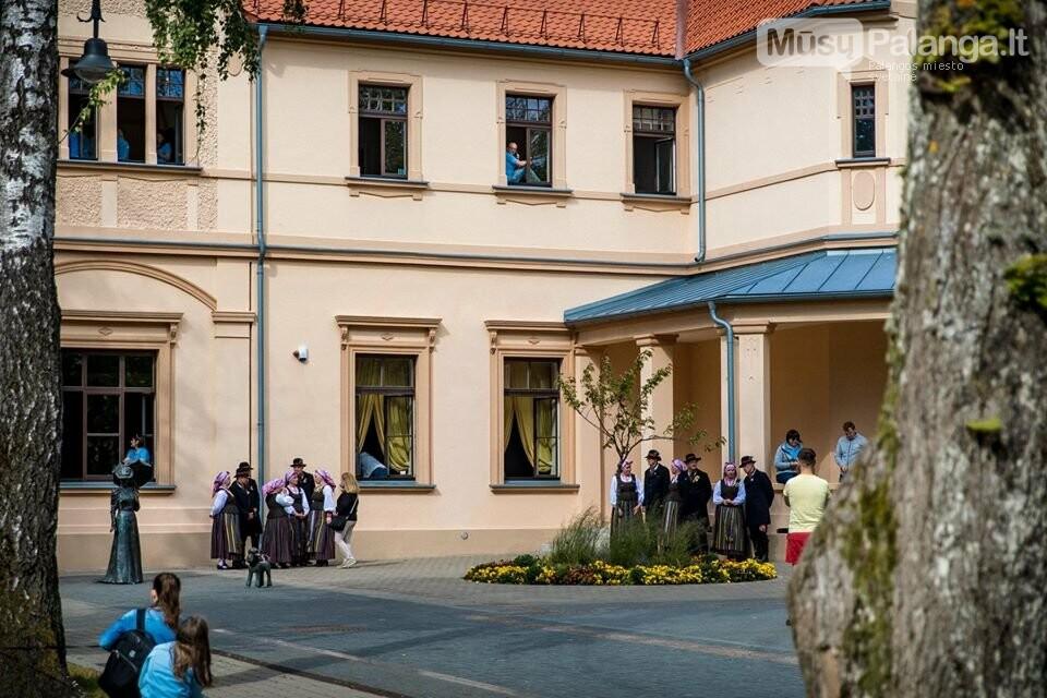 """Palangos miesto savivaldybė prisijungė prie visuotinės akcijos """"Ačiū Lietuva"""", nuotrauka-18, Nuotraukos: Aldas / F360.LT"""