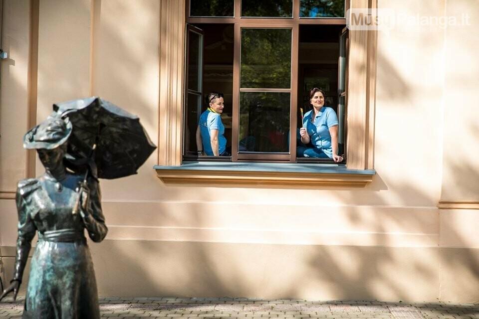 """Palangos miesto savivaldybė prisijungė prie visuotinės akcijos """"Ačiū Lietuva"""", nuotrauka-23, Nuotraukos: Aldas / F360.LT"""