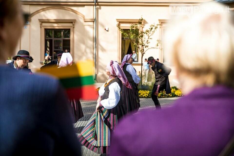"""Palangos miesto savivaldybė prisijungė prie visuotinės akcijos """"Ačiū Lietuva"""", nuotrauka-21, Nuotraukos: Aldas / F360.LT"""