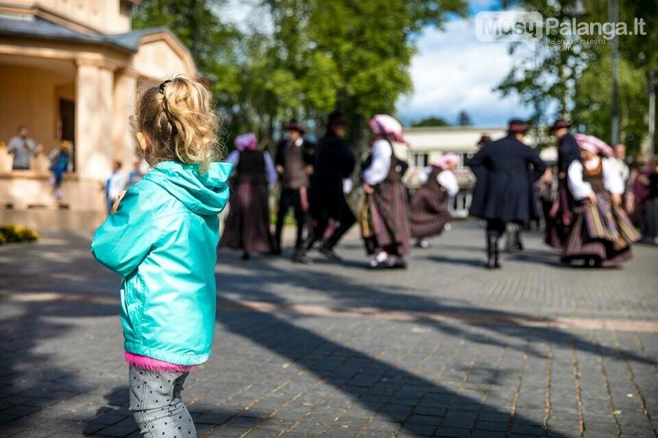 """Palangos miesto savivaldybė prisijungė prie visuotinės akcijos """"Ačiū Lietuva"""", nuotrauka-20, Nuotraukos: Aldas / F360.LT"""