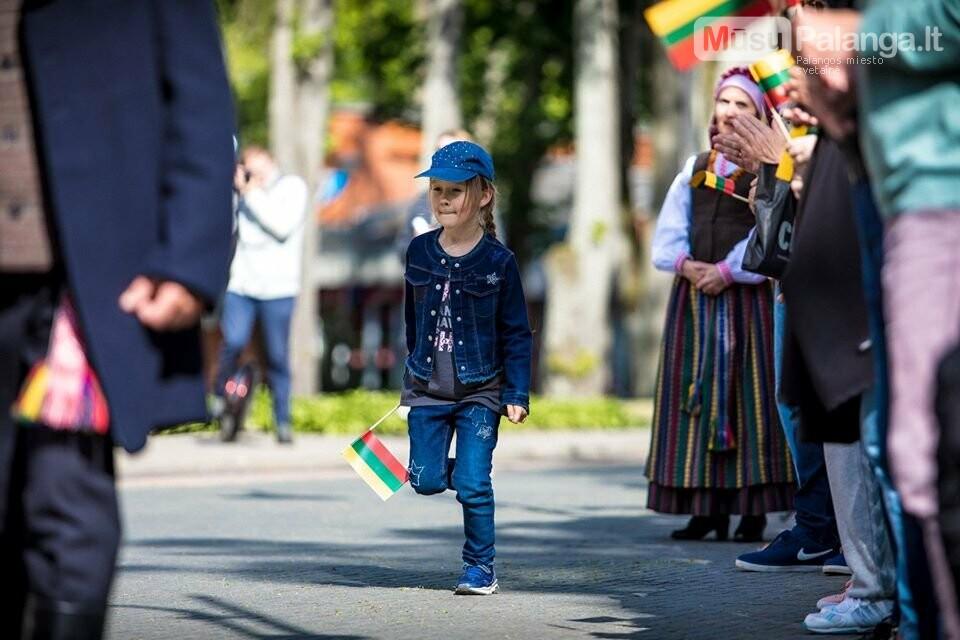 """Palangos miesto savivaldybė prisijungė prie visuotinės akcijos """"Ačiū Lietuva"""", nuotrauka-5, Nuotraukos: Aldas / F360.LT"""