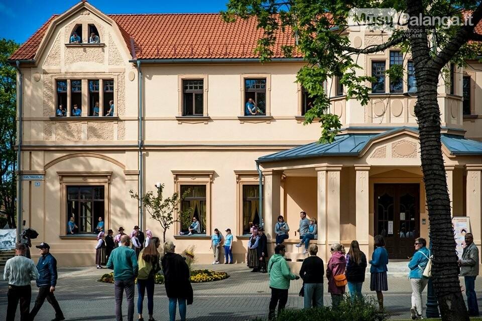 """Palangos miesto savivaldybė prisijungė prie visuotinės akcijos """"Ačiū Lietuva"""", nuotrauka-12, Nuotraukos: Aldas / F360.LT"""