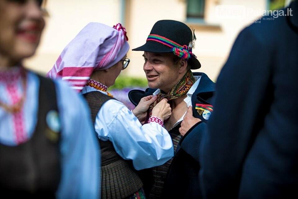 """Palangos miesto savivaldybė prisijungė prie visuotinės akcijos """"Ačiū Lietuva"""", nuotrauka-11, Nuotraukos: Aldas / F360.LT"""