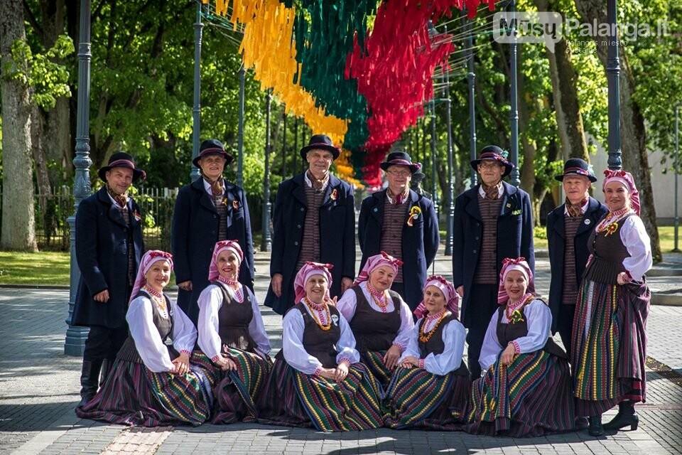 """Palangos miesto savivaldybė prisijungė prie visuotinės akcijos """"Ačiū Lietuva"""", nuotrauka-10, Nuotraukos: Aldas / F360.LT"""