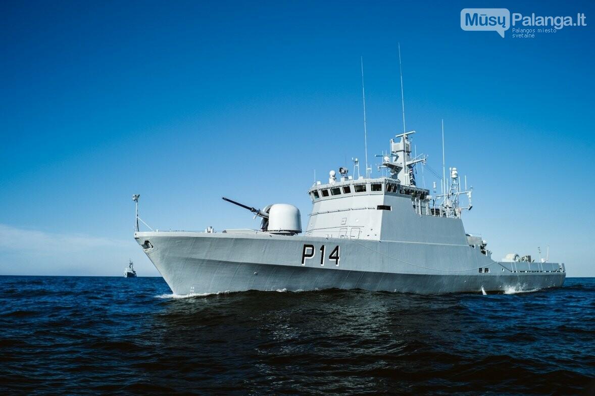 Lietuvos laivai dalyvaus pratybose Baltijos jūroje , nuotrauka-1