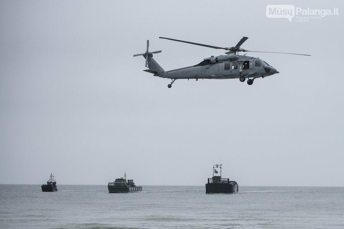 Lietuvos laivai dalyvaus pratybose Baltijos jūroje , nuotrauka-3