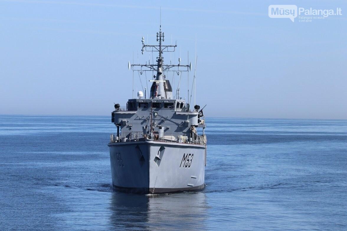 Lietuvos laivai dalyvaus pratybose Baltijos jūroje , nuotrauka-2