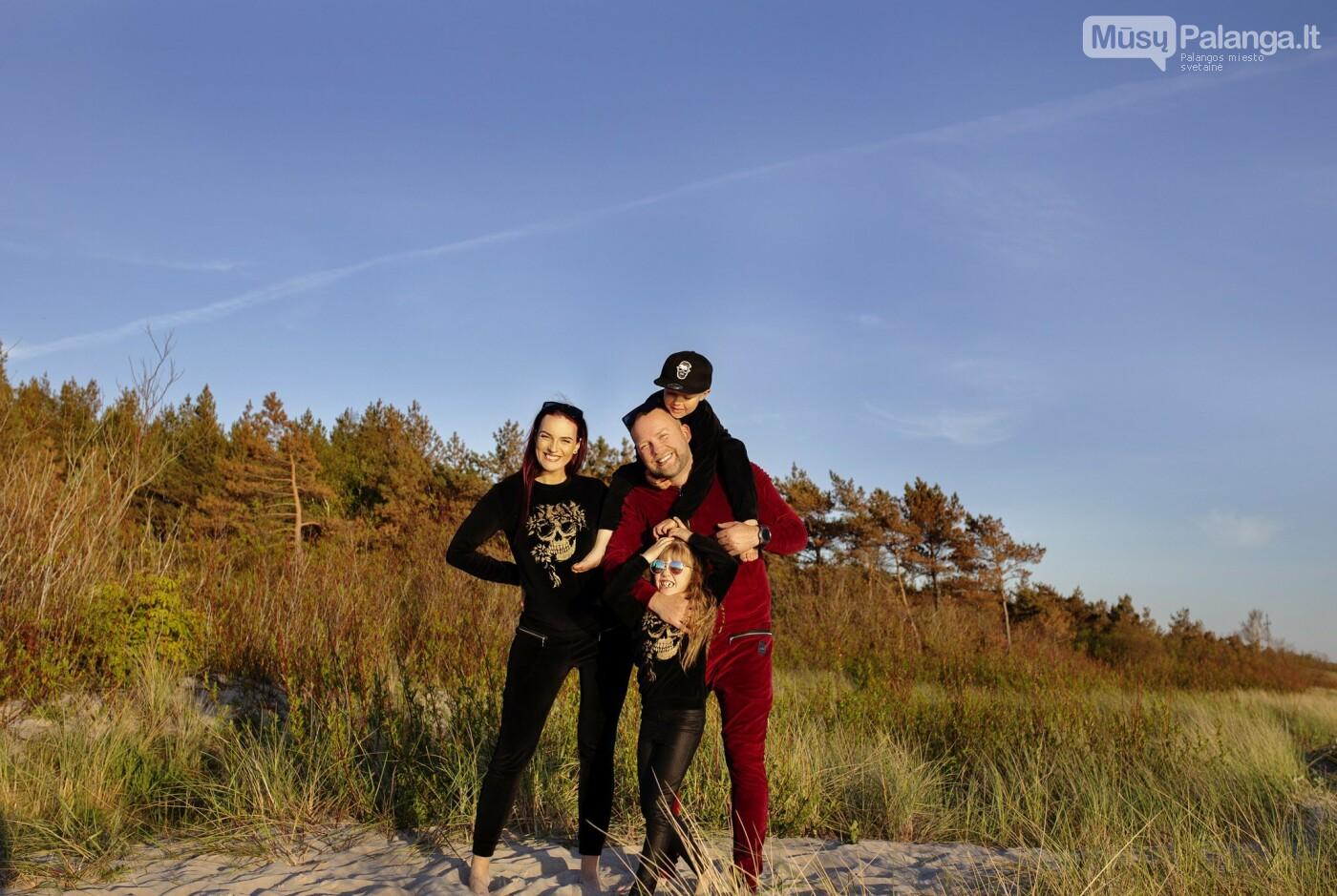 Žymūs Lietuvos tėčiai įsiamžino kartu su savo atžalomis, nuotrauka-1