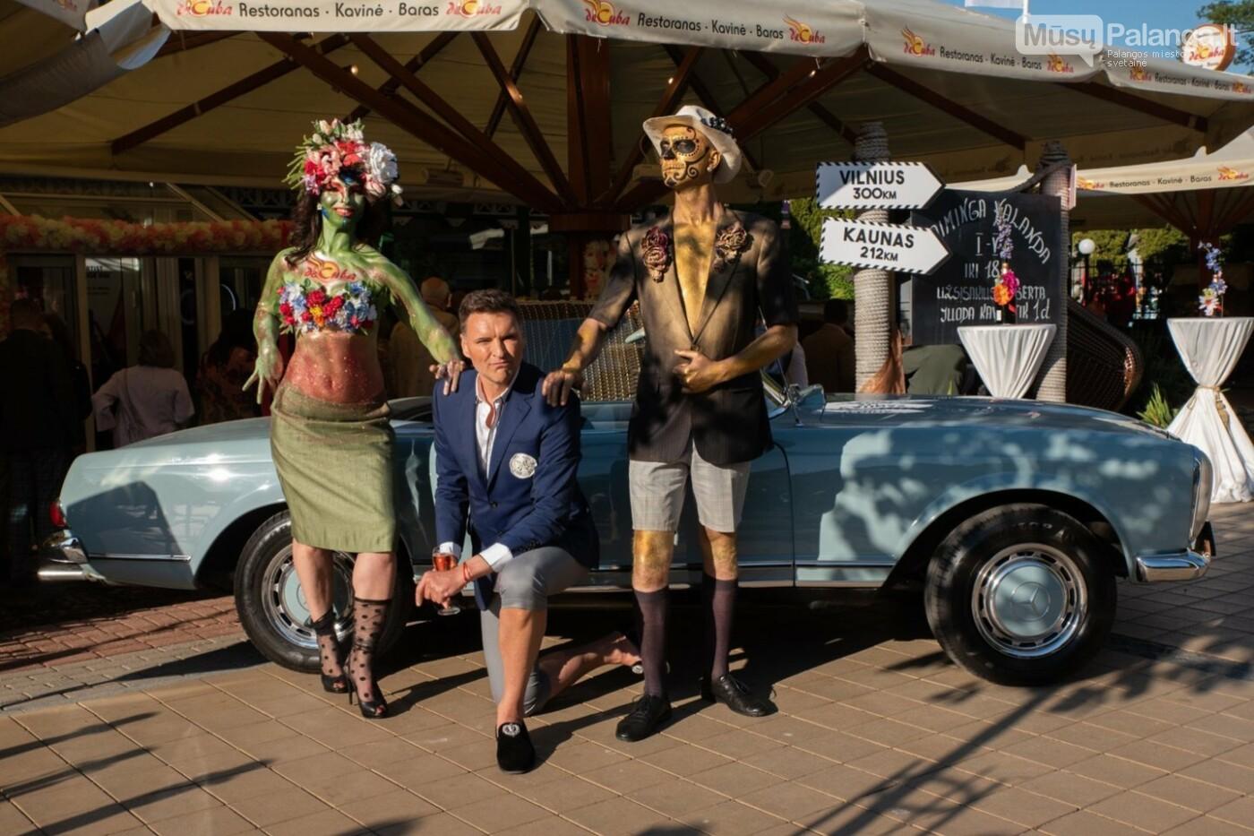 Žinomi žmonės rinkosi į Palangą: šventė restorano jubiliejų  , nuotrauka-2