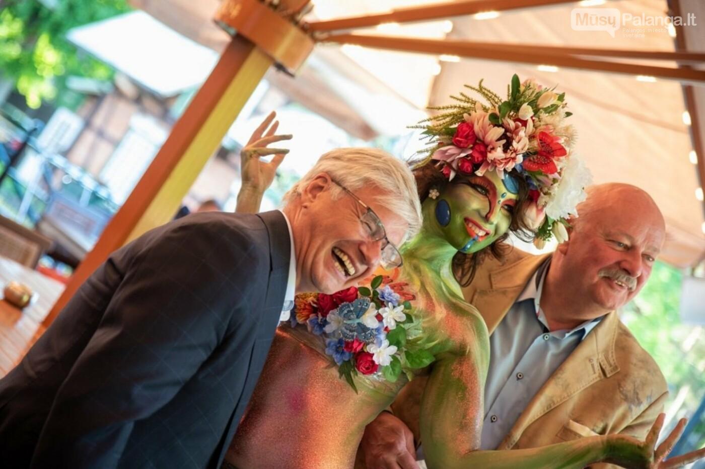 Žinomi žmonės rinkosi į Palangą: šventė restorano jubiliejų  , nuotrauka-9