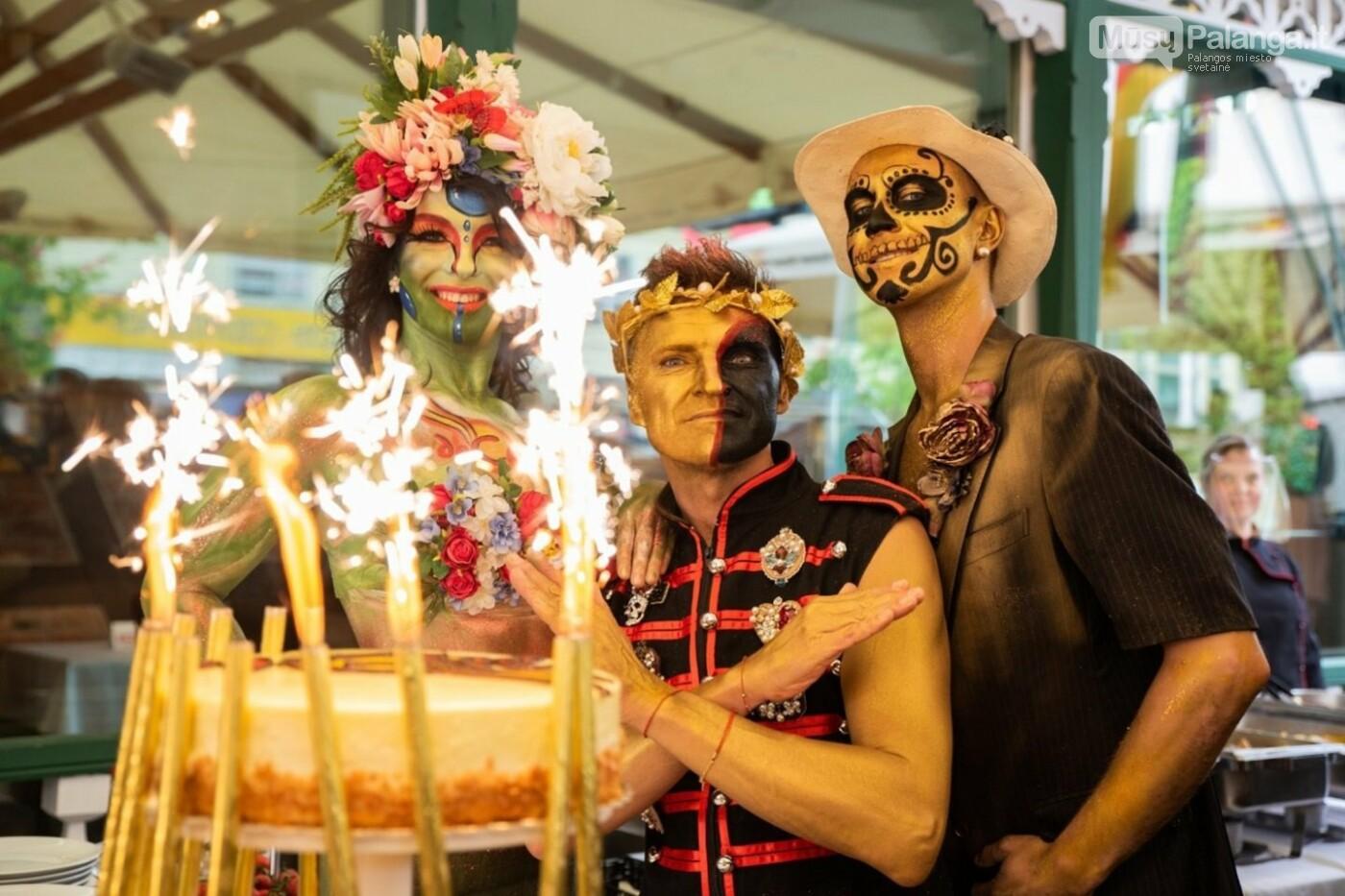 Žinomi žmonės rinkosi į Palangą: šventė restorano jubiliejų  , nuotrauka-24