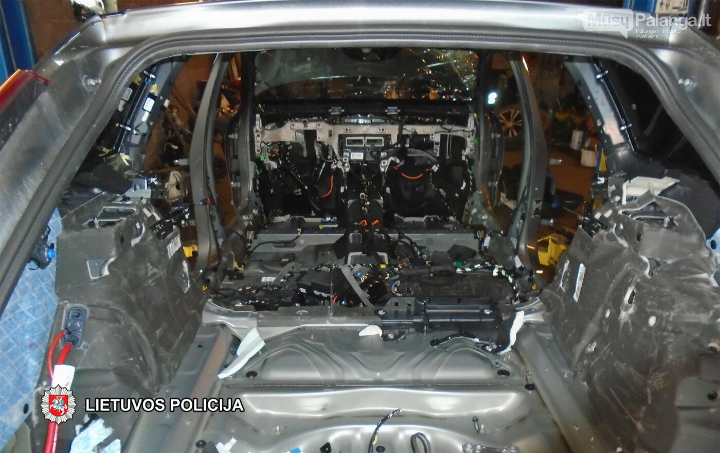 Klaipėdoje baigtas tyrimas dėl prabangaus automobilio Volvo vagystės, nuotrauka-1