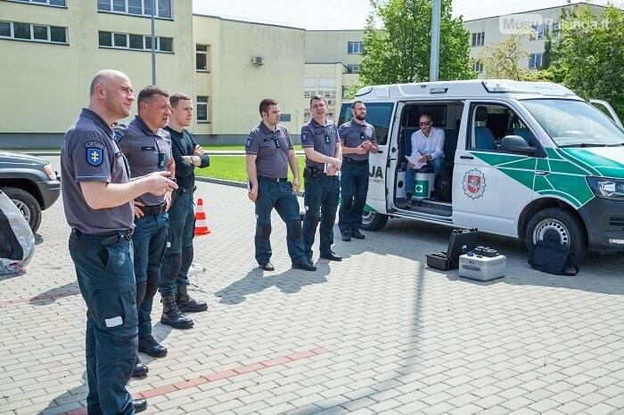 Dronai Lietuvos policijoje: atidesnis žvilgsnis į įvykių vietas, nuotrauka-3