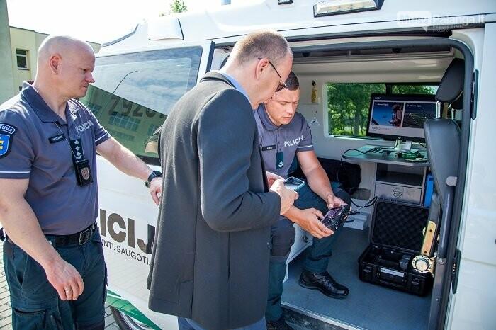 Dronai Lietuvos policijoje: atidesnis žvilgsnis į įvykių vietas, nuotrauka-2