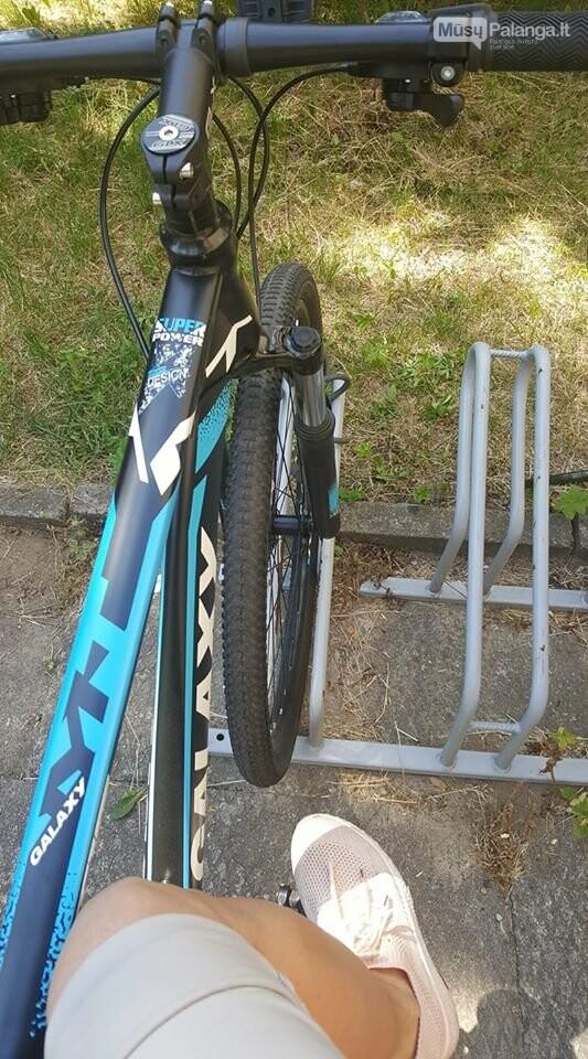 Palangoje pavogtas dviratis, nuotrauka-1
