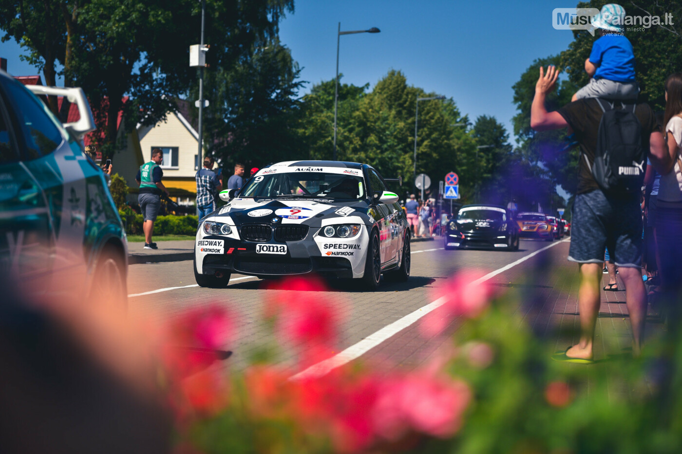 """Palanga alsuoja """"Aurum 1006 km lenktynių"""" ritmu, nuotrauka-40, Vytauto PILKAUSKO ir Arno STRUMILOS nuotr."""