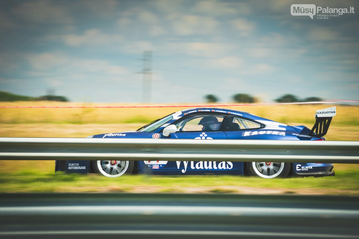 """Pirmoji """"Aurum 1006 km lenktynių"""" repeticija, nuotrauka-20, Arno STRUMILOS nuotr."""
