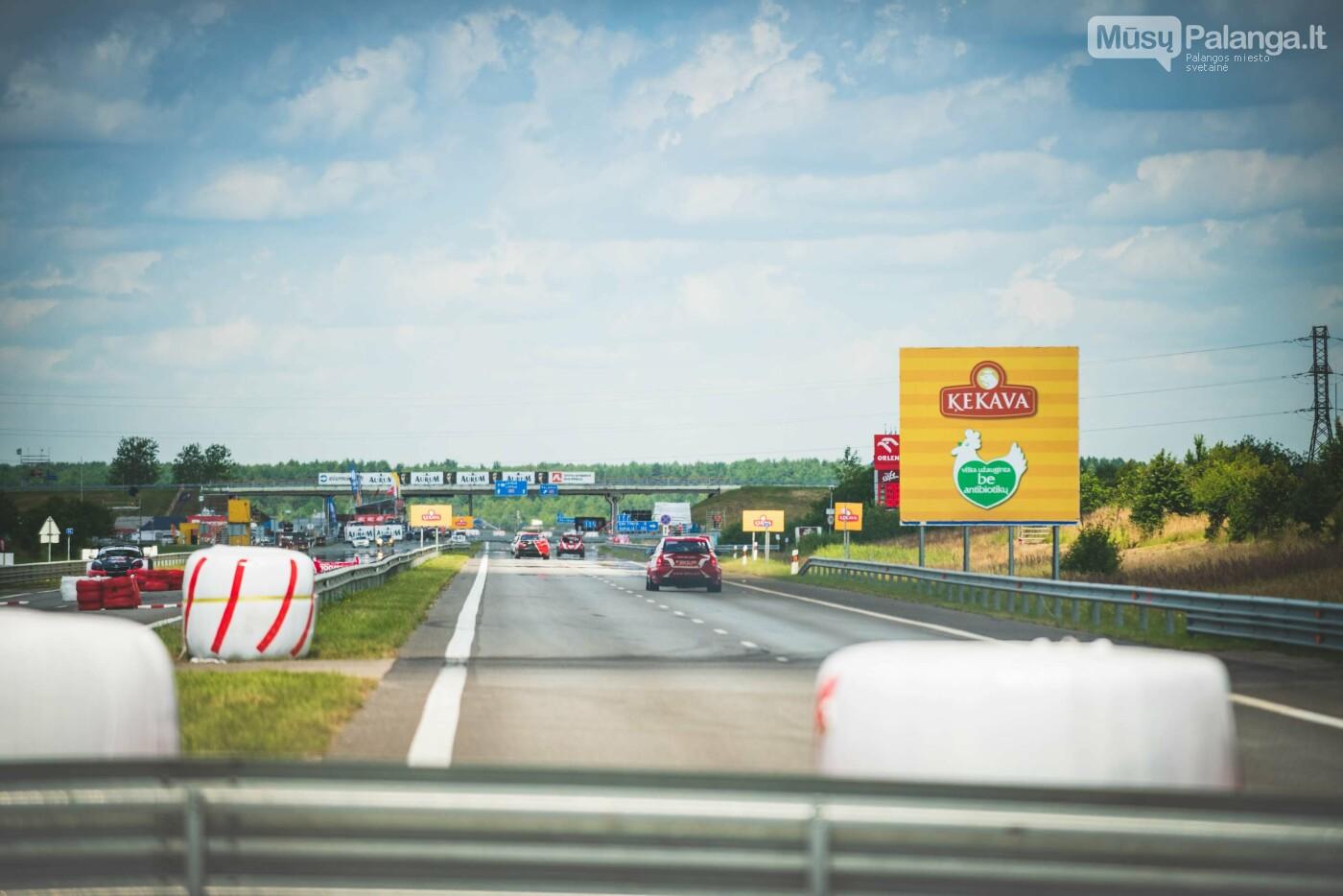 """Pirmoji """"Aurum 1006 km lenktynių"""" repeticija, nuotrauka-6, Arno STRUMILOS nuotr."""