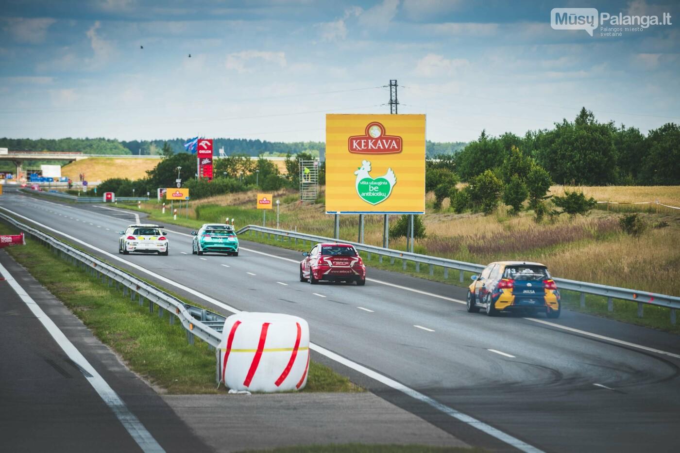 """Pirmoji """"Aurum 1006 km lenktynių"""" repeticija, nuotrauka-1, Arno STRUMILOS nuotr."""