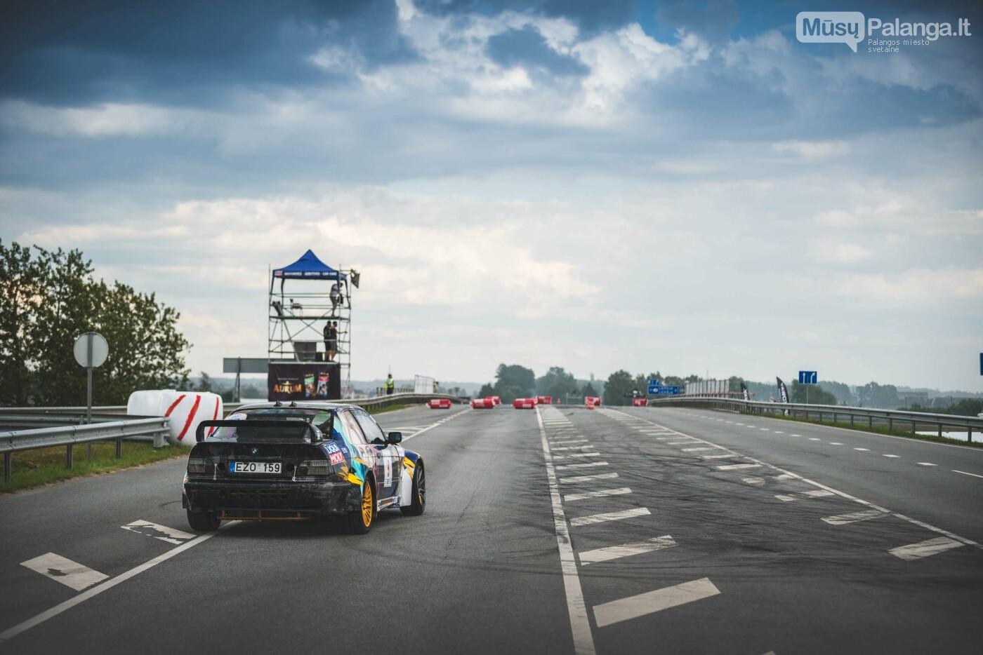 Šonaslydžio meistrus egzaminavo lietus ir šlapia trasa, nuotrauka-1, Arno STRUMILOS nuotr.