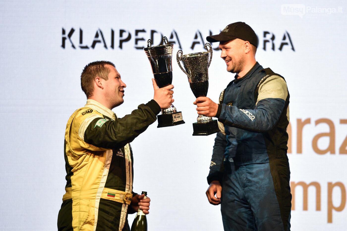 Dviejų dienų drifto batalijas vainikavo nugalėtojų pakyla, nuotrauka-34, Vytauto PILKAUSKO ir Arno STRUMILOS nuotr.
