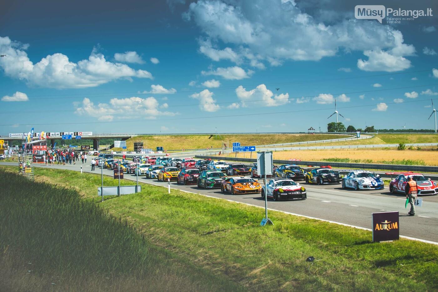 """Palangoje startavo """"Aurum 1006 km"""" lenktynės, nuotrauka-20, Vytauto PILKAUSKO ir Arno STRUMILOS nuotr."""