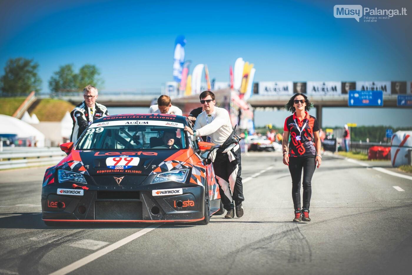 """Palangoje startavo """"Aurum 1006 km"""" lenktynės, nuotrauka-1, Vytauto PILKAUSKO ir Arno STRUMILOS nuotr."""