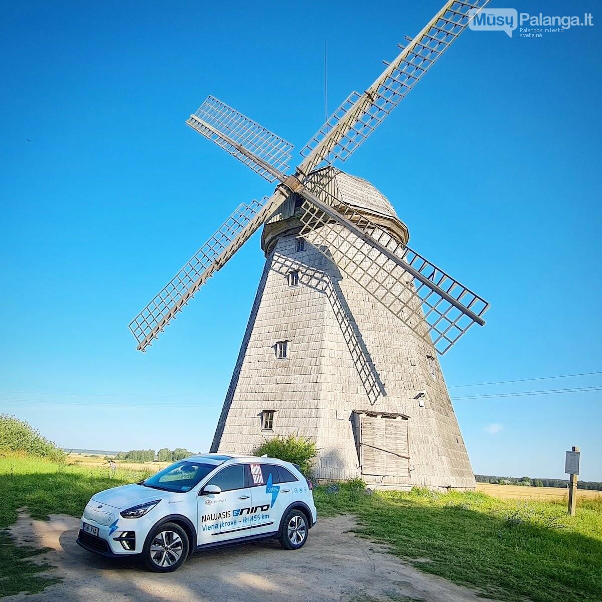 Naujas rekordas: elektromobiliu aplink Lietuvą per 22 valandas, nuotrauka-11, Vytauto PILKAUSKO ir rekordo autorių nuotr.