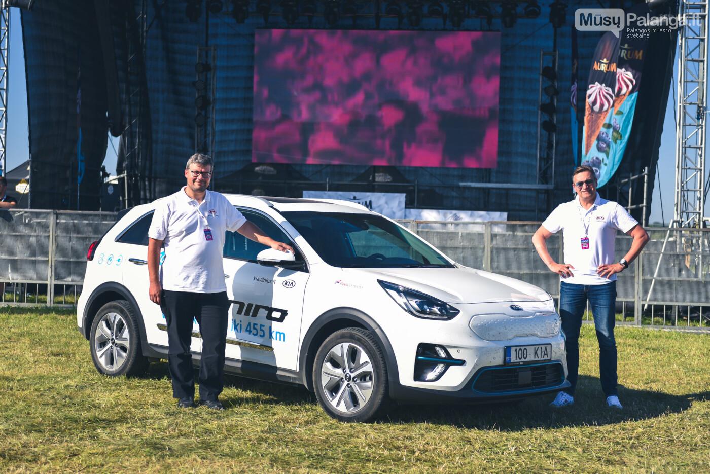 Naujas rekordas: elektromobiliu aplink Lietuvą per 22 valandas, nuotrauka-5, Vytauto PILKAUSKO ir rekordo autorių nuotr.
