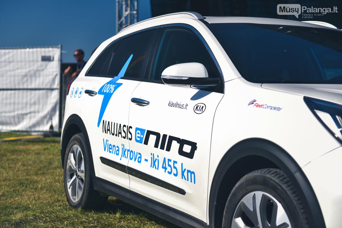 Naujas rekordas: elektromobiliu aplink Lietuvą per 22 valandas, nuotrauka-13, Vytauto PILKAUSKO ir rekordo autorių nuotr.