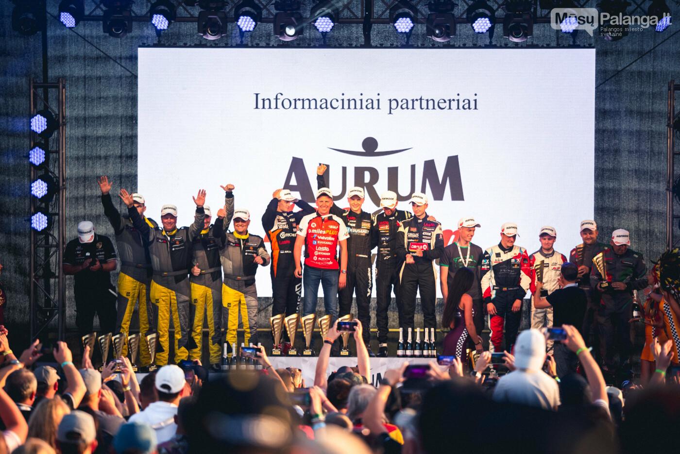 """""""Aurum 1006 km"""" lenktynėse Palangoje – praėjusių metų nugalėtojų triumfas , nuotrauka-10, Vytauto PILKAUSKO ir Arno STRUMILOS nuotr."""