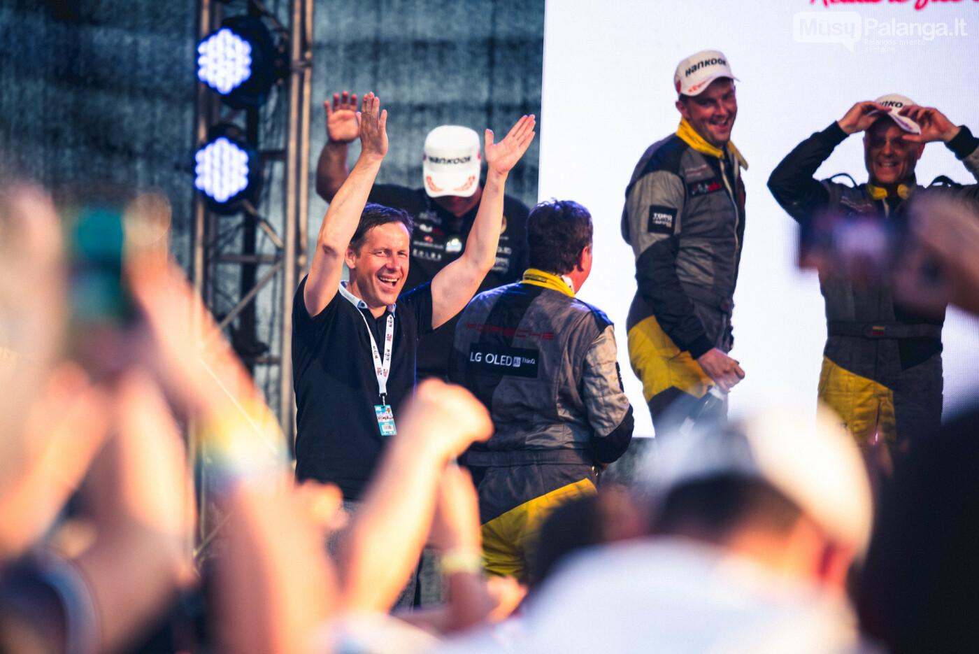 """""""Aurum 1006 km"""" lenktynėse Palangoje – praėjusių metų nugalėtojų triumfas , nuotrauka-11, Vytauto PILKAUSKO ir Arno STRUMILOS nuotr."""