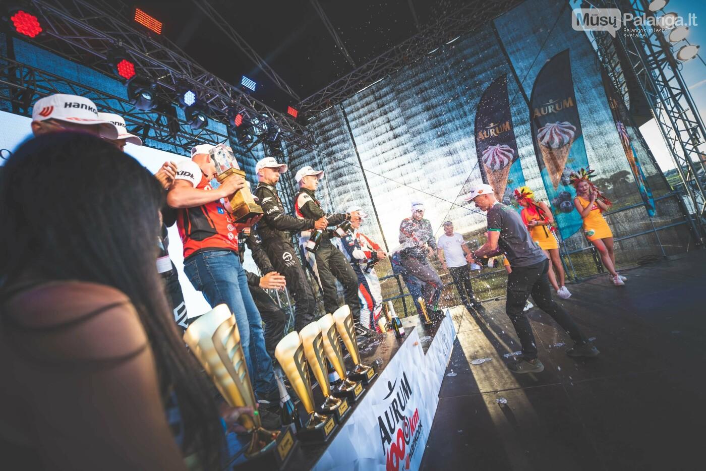 """""""Aurum 1006 km"""" lenktynėse Palangoje – praėjusių metų nugalėtojų triumfas , nuotrauka-12, Vytauto PILKAUSKO ir Arno STRUMILOS nuotr."""