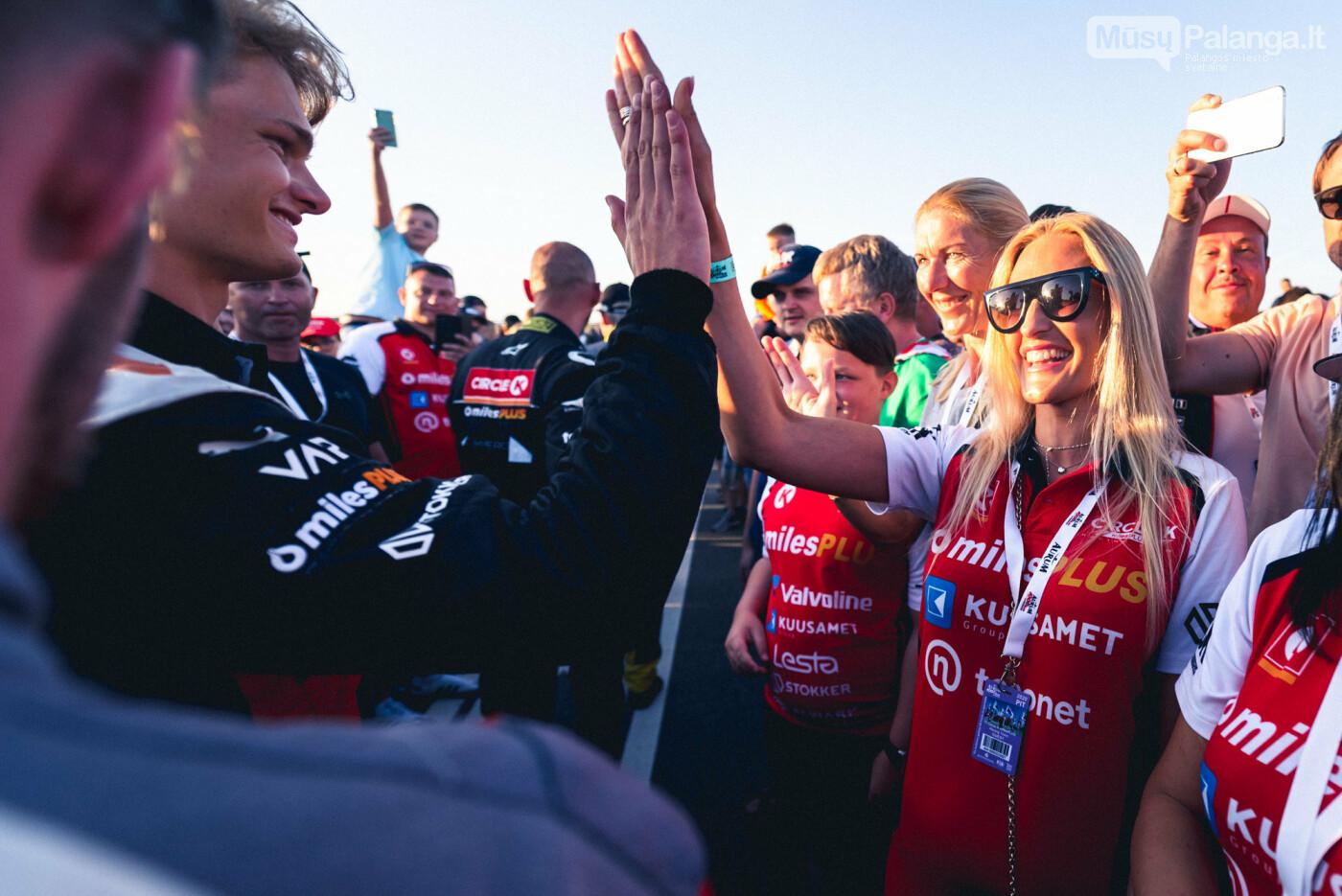 """""""Aurum 1006 km"""" lenktynėse Palangoje – praėjusių metų nugalėtojų triumfas , nuotrauka-16, Vytauto PILKAUSKO ir Arno STRUMILOS nuotr."""
