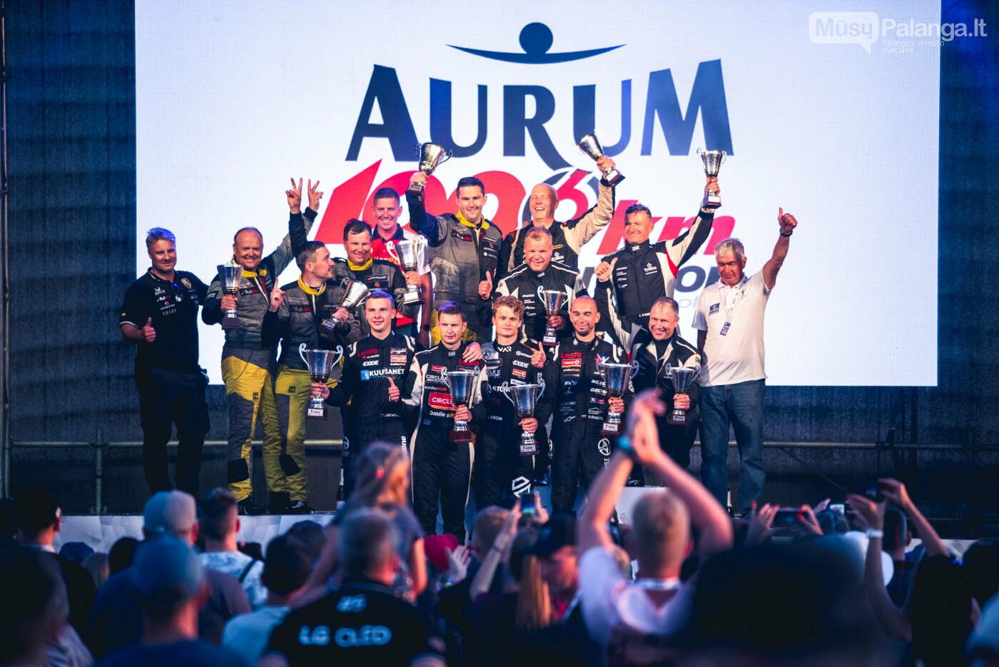 """""""Aurum 1006 km"""" lenktynėse Palangoje – praėjusių metų nugalėtojų triumfas , nuotrauka-18, Vytauto PILKAUSKO ir Arno STRUMILOS nuotr."""