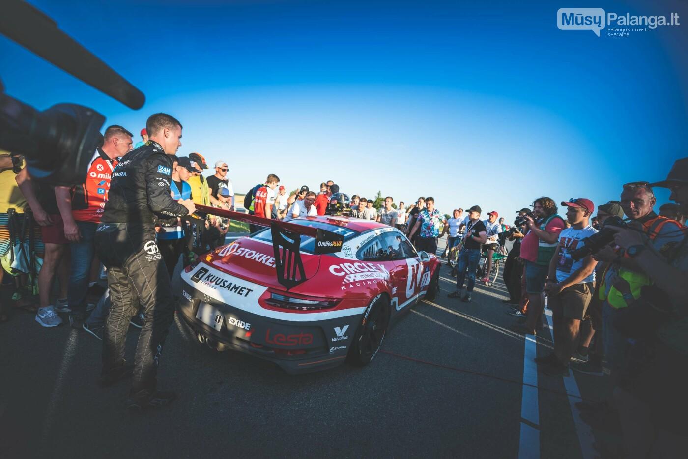 """""""Aurum 1006 km"""" lenktynėse Palangoje – praėjusių metų nugalėtojų triumfas , nuotrauka-1, Vytauto PILKAUSKO ir Arno STRUMILOS nuotr."""