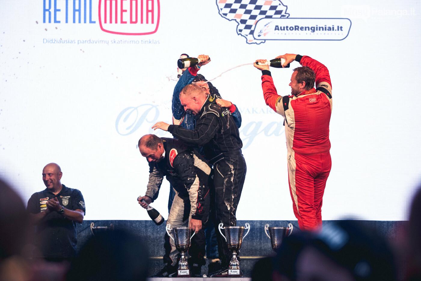 """""""Aurum 1006 km"""" lenktynėse Palangoje – praėjusių metų nugalėtojų triumfas , nuotrauka-20, Vytauto PILKAUSKO ir Arno STRUMILOS nuotr."""