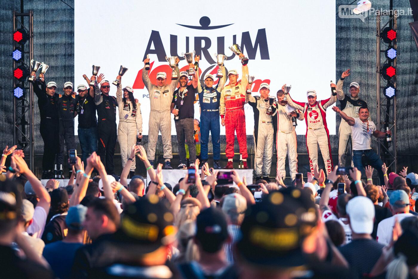 """""""Aurum 1006 km"""" lenktynėse Palangoje – praėjusių metų nugalėtojų triumfas , nuotrauka-22, Vytauto PILKAUSKO ir Arno STRUMILOS nuotr."""