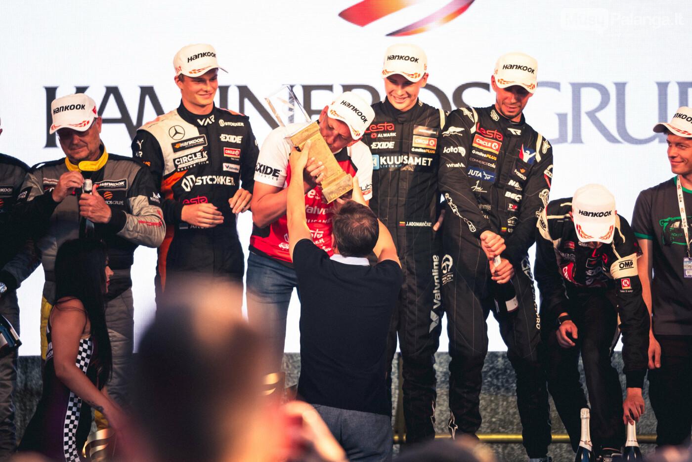 """""""Aurum 1006 km"""" lenktynėse Palangoje – praėjusių metų nugalėtojų triumfas , nuotrauka-4, Vytauto PILKAUSKO ir Arno STRUMILOS nuotr."""
