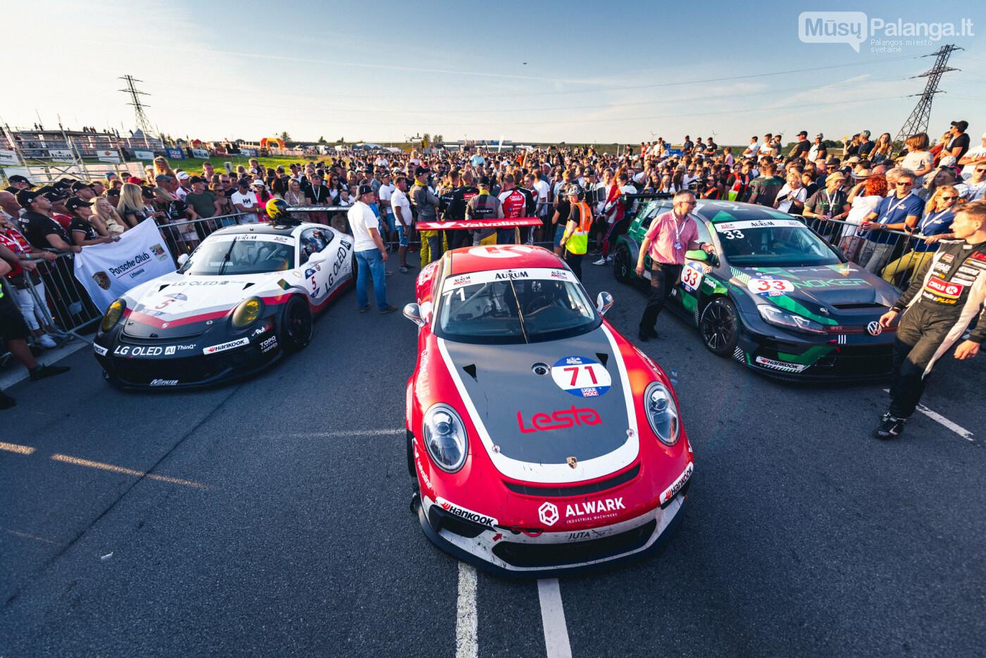 """""""Aurum 1006 km"""" lenktynėse Palangoje – praėjusių metų nugalėtojų triumfas , nuotrauka-6, Vytauto PILKAUSKO ir Arno STRUMILOS nuotr."""