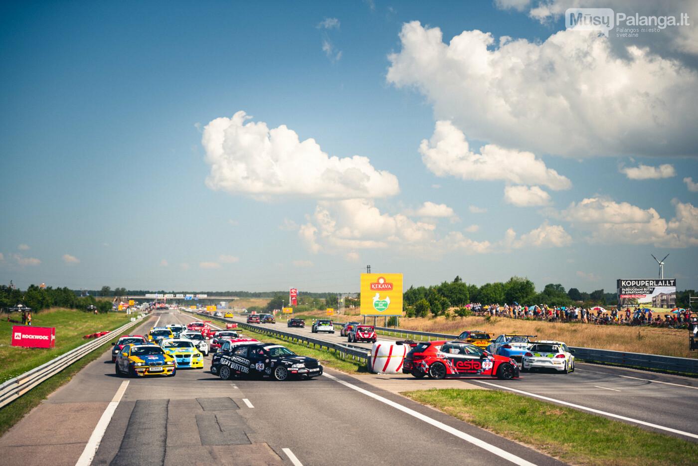 """Įpusėjo """"Aurum 1006 km lenktynės"""", nuotrauka-3, Vytauto PILKAUSKO ir Arno STRUMILOS nuotr."""
