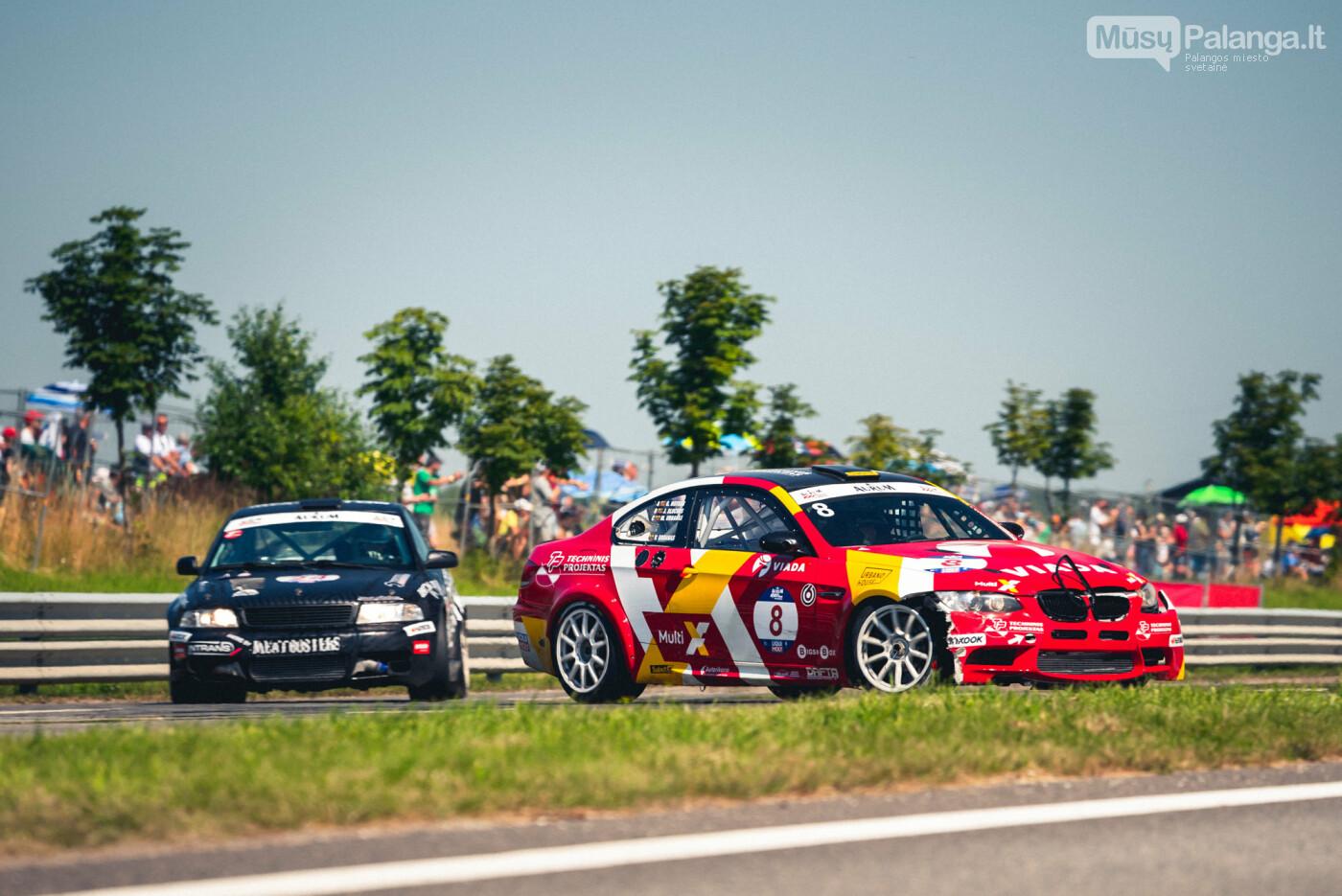 """Įpusėjo """"Aurum 1006 km lenktynės"""", nuotrauka-6, Vytauto PILKAUSKO ir Arno STRUMILOS nuotr."""