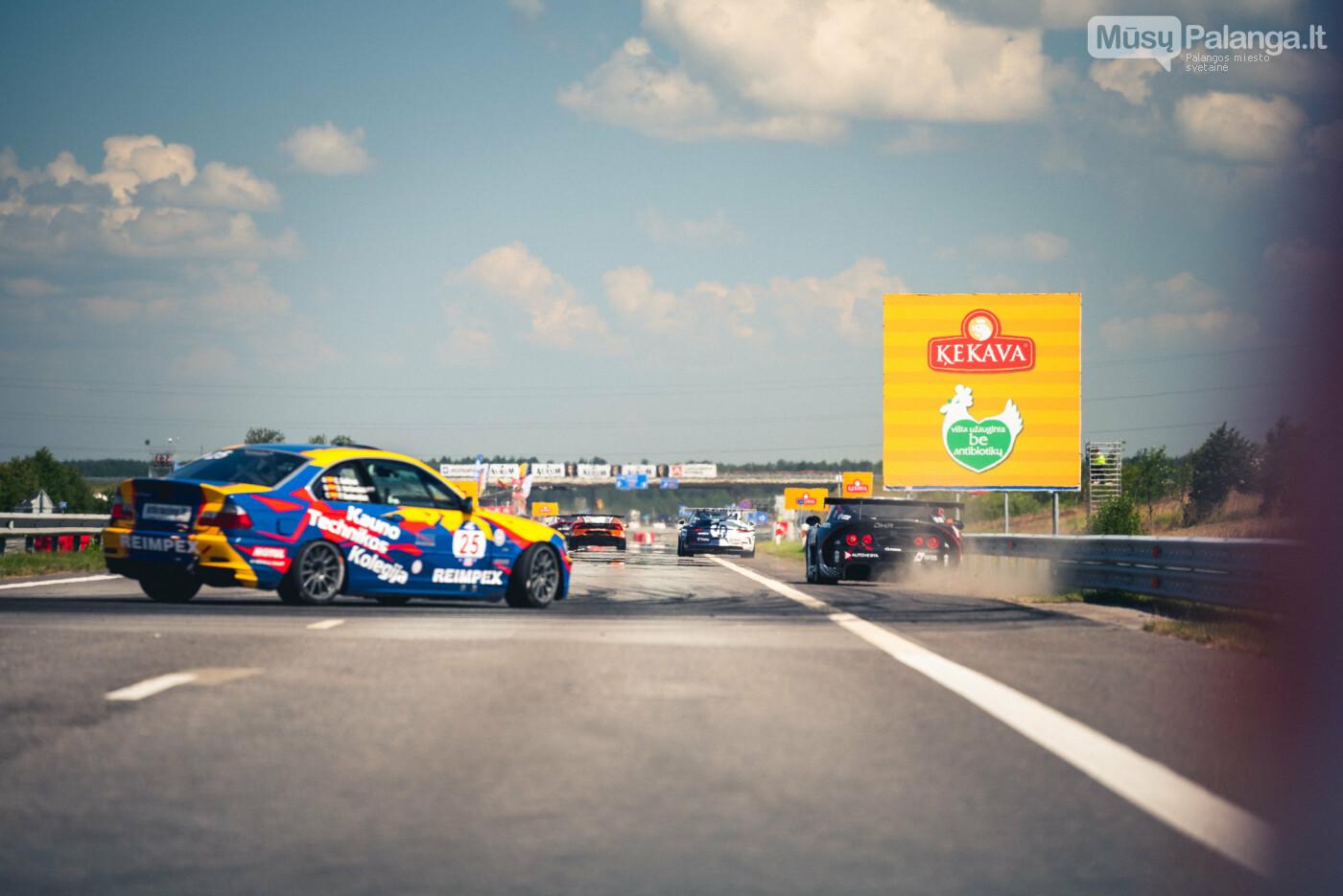 """Įpusėjo """"Aurum 1006 km lenktynės"""", nuotrauka-7, Vytauto PILKAUSKO ir Arno STRUMILOS nuotr."""