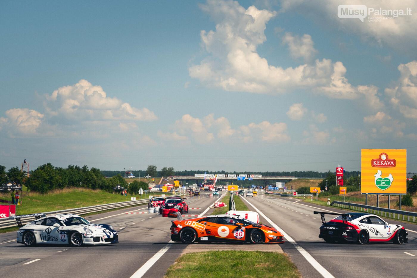"""Įpusėjo """"Aurum 1006 km lenktynės"""", nuotrauka-8, Vytauto PILKAUSKO ir Arno STRUMILOS nuotr."""